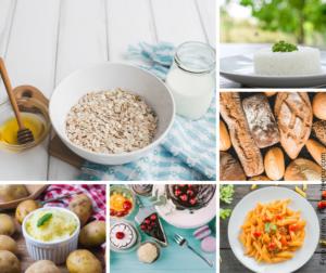 Tipos de Nutrientes Macronutrientes e Micronutrientes - Carboidratos