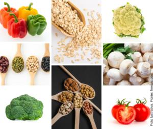 Tipos de Nutrientes Macronutrientes e Micronutrientes - Proteínas