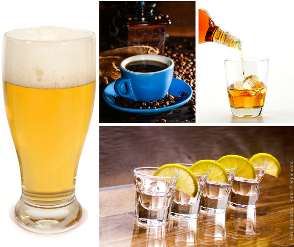 Glúten, saiba mais sobre este nutriente - Mix de bebidas com glúten