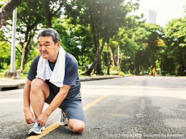3 dicas para caminhar e não desistir - Foco