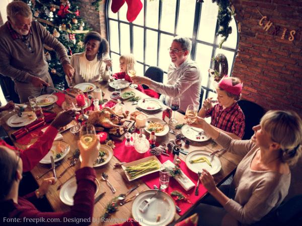 4 dicas para as festas do final de ano - Família reunida